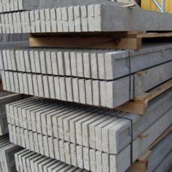 150mm concrete recessed gravel board