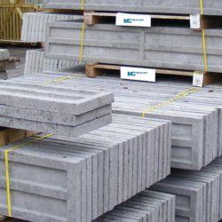 Concrete Gravel Board 300mm High