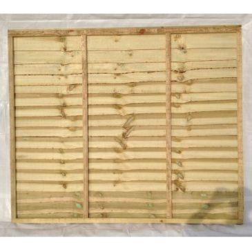 Fence Lap panels