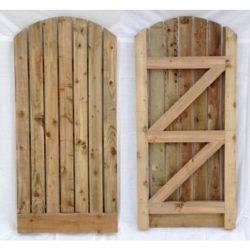 Single Garden Gates Kudos Fencing Supplies Uk Delivery