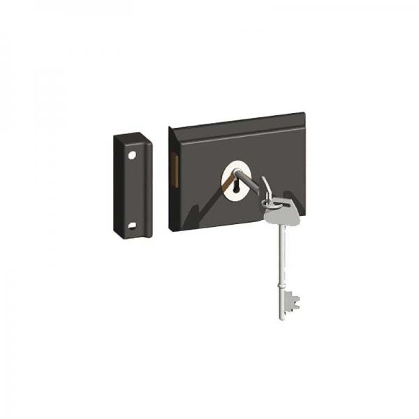 2 lever dead lock