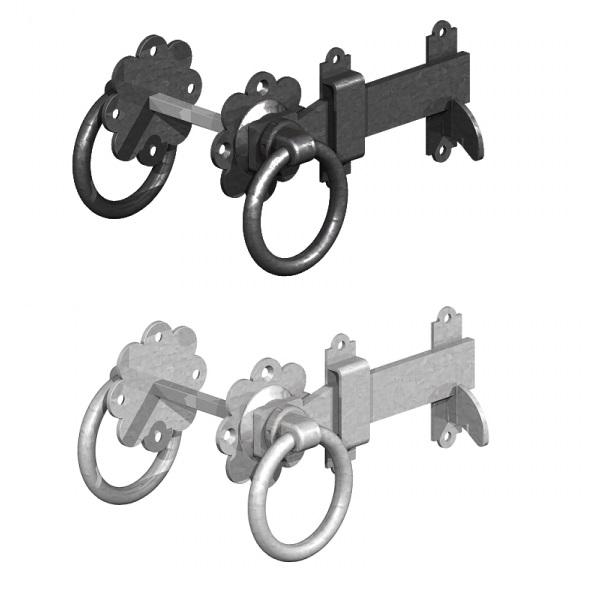 ring gate latch