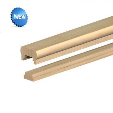decking hand rail or base rail
