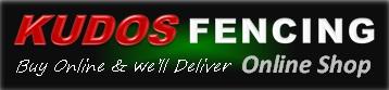 Kudos Fencing Supplies Sign Kudos Fencing Supplies