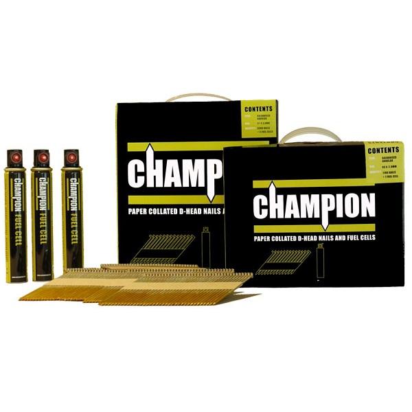 Champion brand 1st fix nails