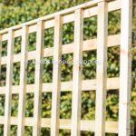 Quality Treated Square Trellis Panels