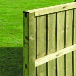 Fence Panel Cap