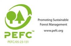 PEFC Certified timber