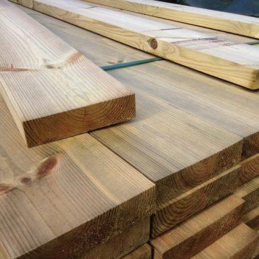 PAR Redwood Timber 3.6 x 28 x 115