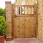 Single Garden Gates