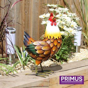 Primus Metal Farmyard Hen