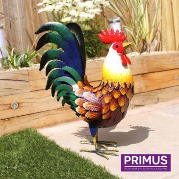 Primus Metal Farmyard Rooster