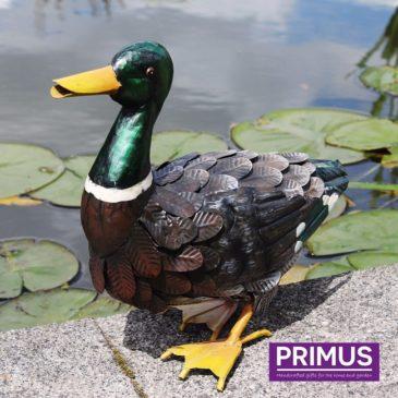 Primus Metal Mallard Duck