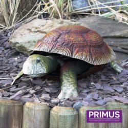 Primus Metal Tortoise Garden Ornament