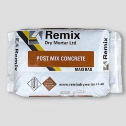 post mix concrete 20kg bags