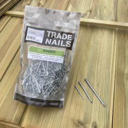 Round Wire Galvanised Nails 40mm, 50mm, 75mm, 100mm