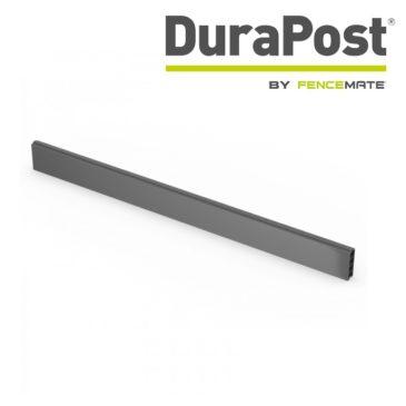 Composite Gravel Board Anthracite Grey