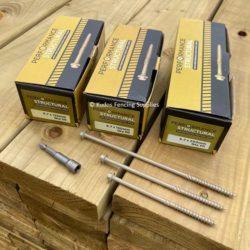 Timber Structural Screws
